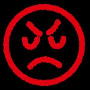 怒りマークmark_face_angry