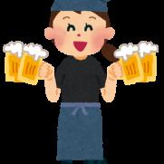 アルバイトjob_izakaya_beer